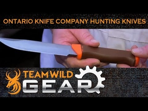 Ontario Knife Company Hunting Knives