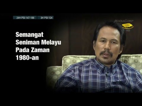 FULL EPISODE - DATO DR M NASIR, Composer, Singer, Actor, Director Interviewed by DAUD YUSOF
