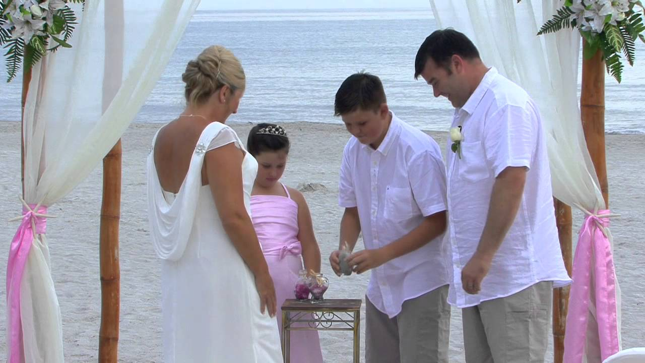Beach Wedding Cocoa 8 05 13