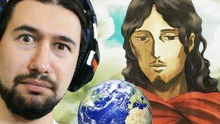 JESUS NÃO É TERRAPLANISTA! || Reagindo Saint Onii-san EP #01