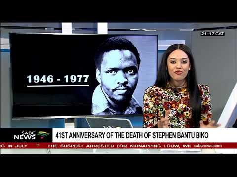 Remembering Steve Biko: Steve Lebelo
