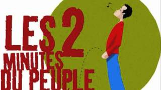 •Les deux minutes du peuple: Emission interview de Jeff Bretelle•