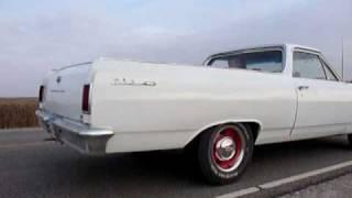 1965 elcamino turbo inline six 292 el camino