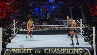 WWE Night Of Champions 2013 : Randy Orton vs Daniel Bryan WWE Championship Match ( WWE 13 ) thumbnail