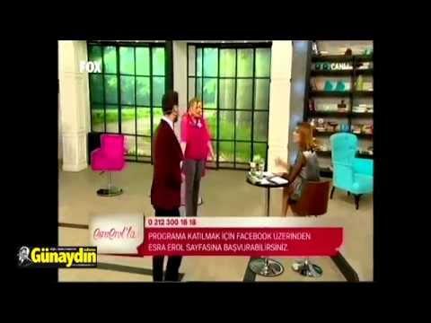 Esra Erol'dan damat adayına  Lafı böyle yedirirler adama!   Hürriyet Tv new