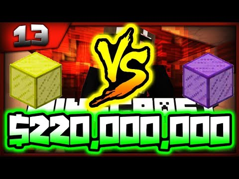 *OMG* $220,000,000 COINFLIP!! - Minecraft Factions Ep. 13 ( TheArchon )