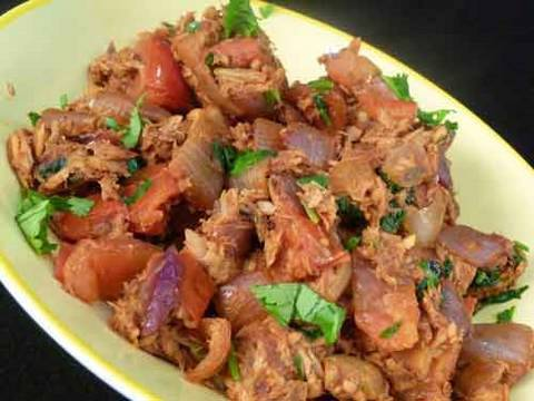 tuna fish subzi indian fish recipe youtube