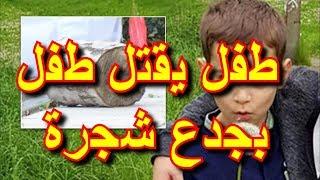 طفل يغدر بطفل بطريقة بشعة في برلين - نطلب السلامة لكل الأطفال - التفاصيل بالداخل