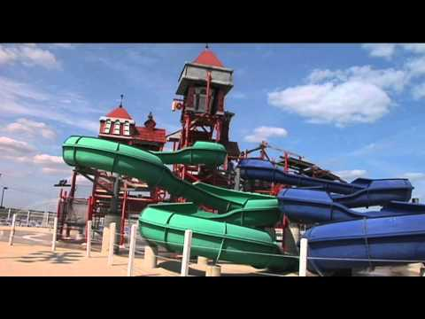 Deep River Waterpark Youtube