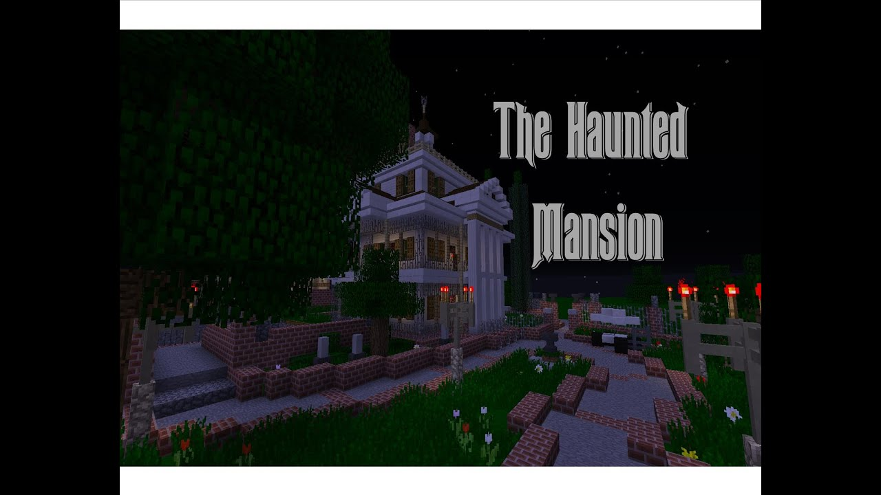 minecraft horror house map download