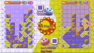 Puzzle Guzzle Sony PSP Gameplay - Guzzle