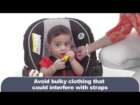 Video #1: How To Install An Infant Rear-Facing Seat | Siège D'auto Orienté Vers L'arrière