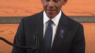 Obama sobre el derecho a voto y el honor de John Lewis