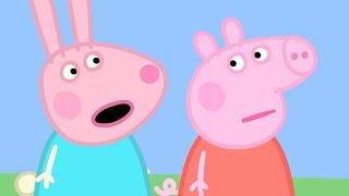 Peppa Pig Nederlands Compilatie Nieuwe Afleveringen   Vliegeren   Tekenfilm   Peppa de Big