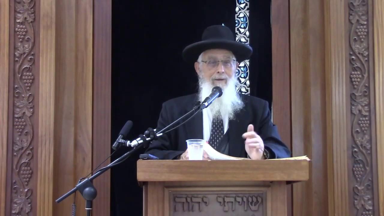 המקדש בתמרה - שיעור כללי במסכת קידושין - הרב יעקב אריאל