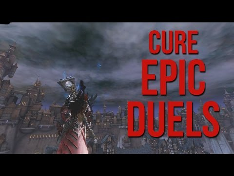 GW2 | WARRIOR - EPIC DUELS WITH CURE - 60FPS 1080 |