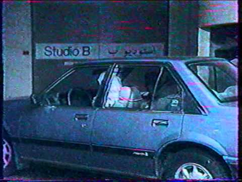 1987 In Focus weekly program, Channel 2, Saudi TV  فهد الحويماني