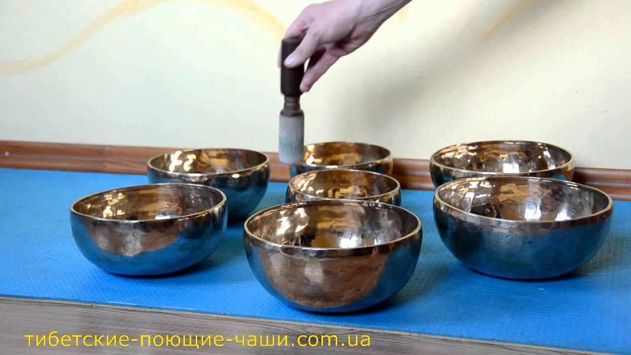 Поющие чаши. Тибетские поющие чаши.