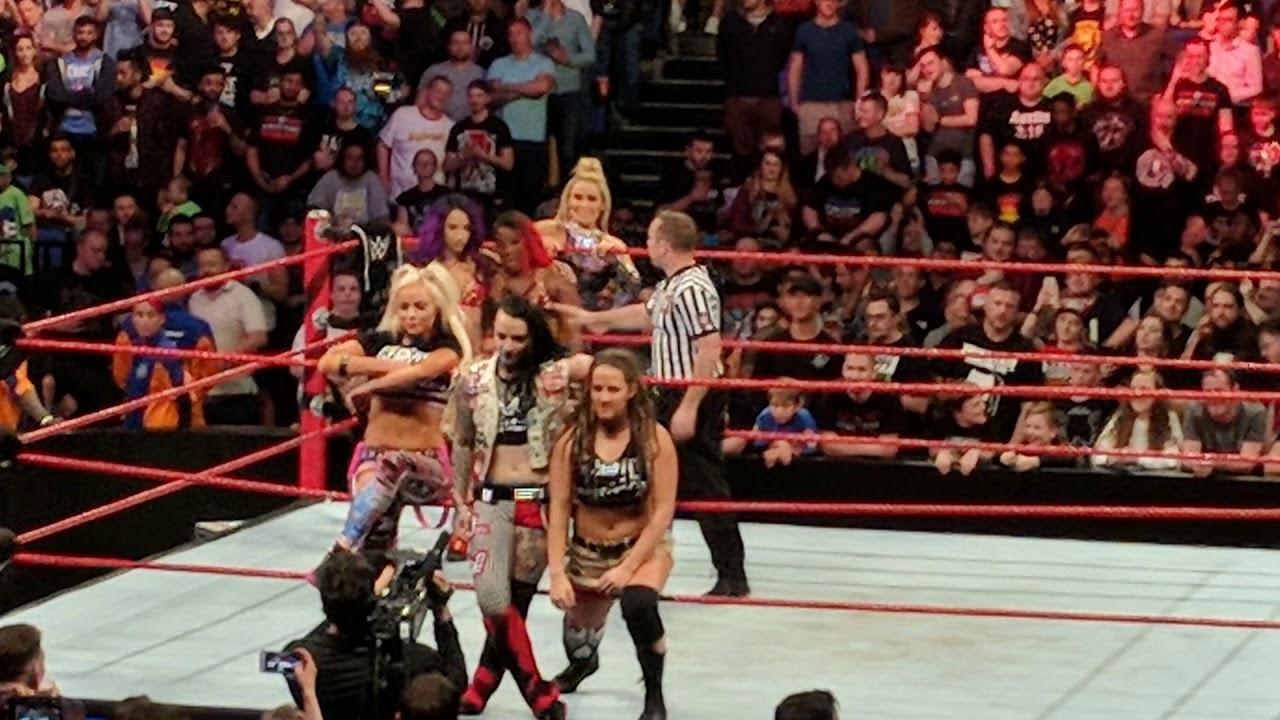 WWE Raw in London