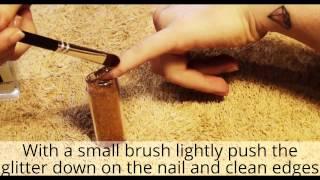 Glitter Nails ♡ Thumbnail