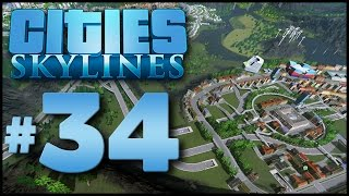 Cities: Skylines #34 - Even Utopia-er