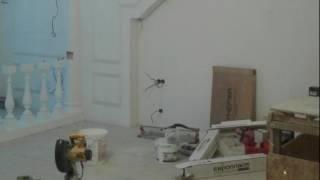 Ремонт в коттедже кп Палникс. ЕВРО