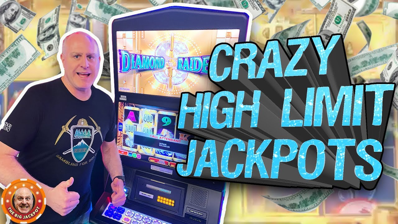 Slot jackpot videos 2019
