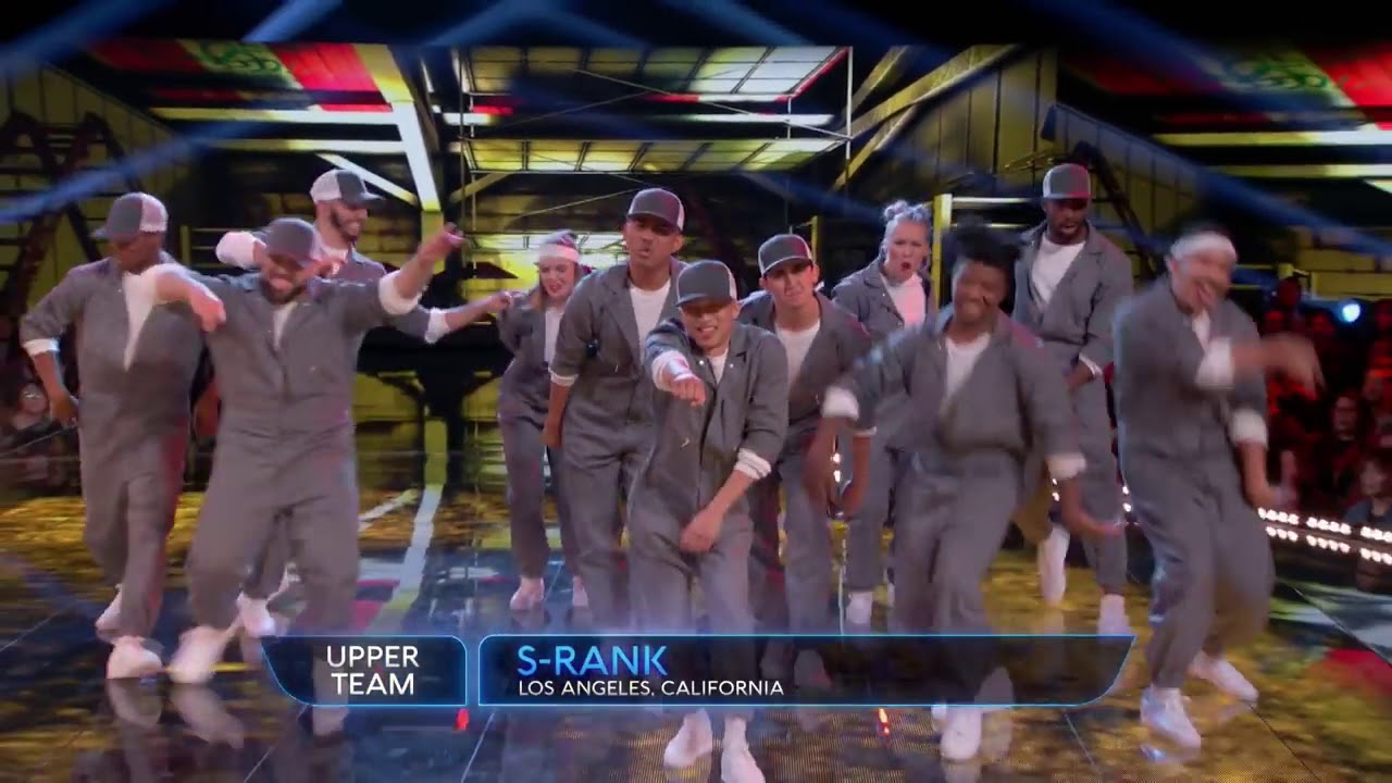 Download World Of Dance - S'RANK : The Duel 2018