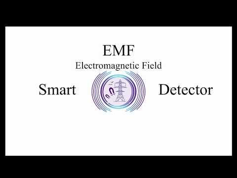 Smart EMF Detector Features