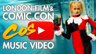 Cosplay Music Videos - Cosplay Music video - I Just Want To Be a Superhero (Comic Con)