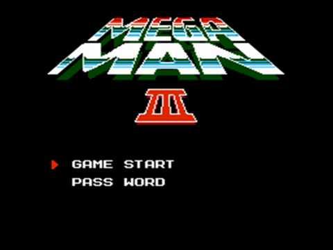 Mega Man 3 NES OST  Intro Music Extended