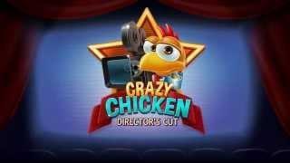 Crazy Chicken Director's Cut (iOS/iPhone/iPad) Trailer by Teyon