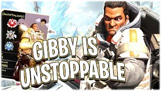 This Gibraltar is UNSTOPPABLE!! (Apex Legends PS4)