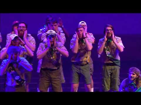 """Dudes A Plenty """"Bring Them Home"""" Step Sing 2016 Sweepstakes Winner"""
