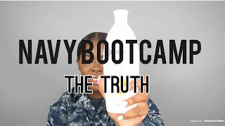 My Truth about Navy Bootcamp | What to Bring