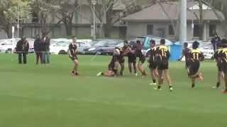 ELI TRY 2 - U13s Rugby League Nation Grand Final - Wellington vs Canterbury