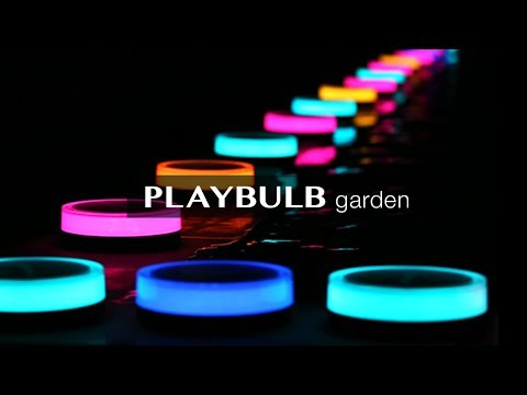PLAYBULB garden - Smart Color LED Solar Garden Light