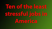 258 - Top 10 Most Stressful Jobs In America