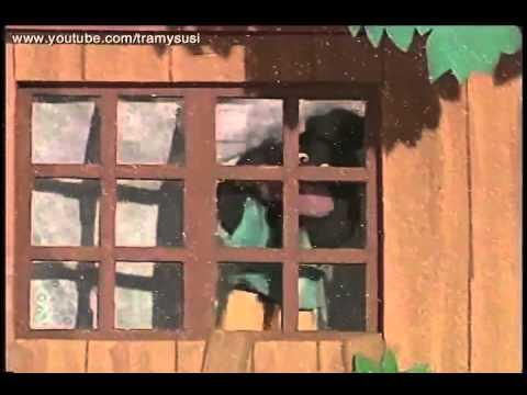 Kể Chuyện Bé Nghe - Bác Gấu Đen Và 2 Chú Thỏ
