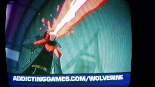 Nicktoons Network- lazer Awesome Action Promos