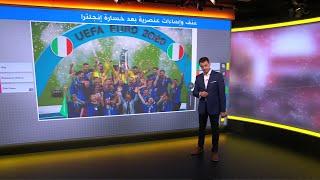 إيطاليا تنتزع لقب يورو 2020 من إنجلترا .. وعنف وإساءات عنصرية تخيم على أجواء المباراة