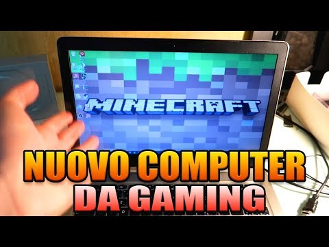 IL MIO NUOVO PC DA GAMING INTER COOL 17