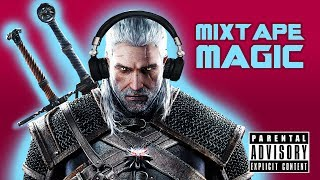 MIXTAPE MAGIC! - The Witcher 3 (Game Parody)