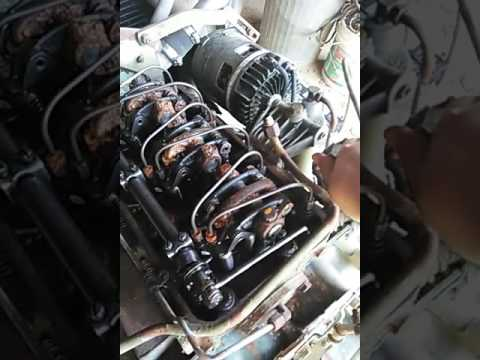 3-53 Detroit Blazer project part 1 (gama goat engine)