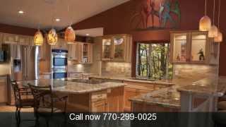 Kitchen Remodeling Atlanta | (770)-299-0025 | Atlanta Kitchen Remodeling Services