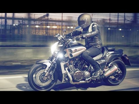 Yamaha VMAX Carbon Special Edition Unveiled