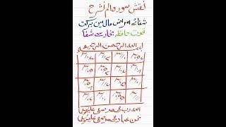 Video Taweez Surah Alam Nash Rah 🇮🇳 تعویذ سورہ الم نشرح download MP3, 3GP, MP4, WEBM, AVI, FLV Juli 2018