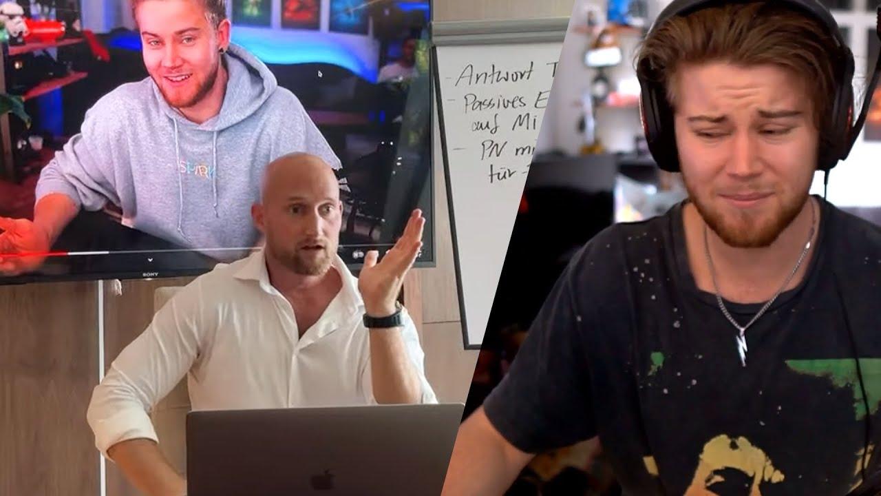 TJ reagiert auf Karl Ess Reaktion auf Karl Ess EXPOSED