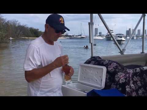 Australia Day 2017  The Broadwater Gold Coast - broadwater