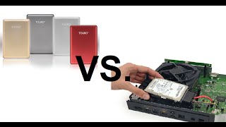 Touro S 1TB 7200RPM VS. Xbox Stock HDD | Destiny